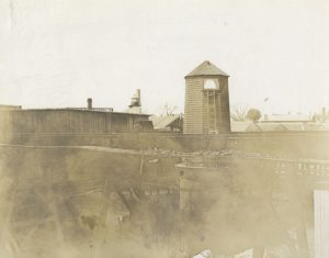 Newburyport Harbor Lighthouse 1914 photo