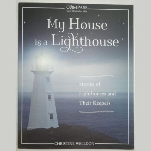My House is a Lighthouse book cover